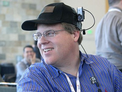Scoble Google Glasses